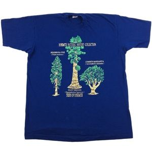 Vintage Yosemite Natural History Collection Shirt